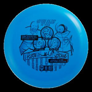 Aussie Open Discmania P1x Blue